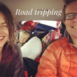 Family road trip.