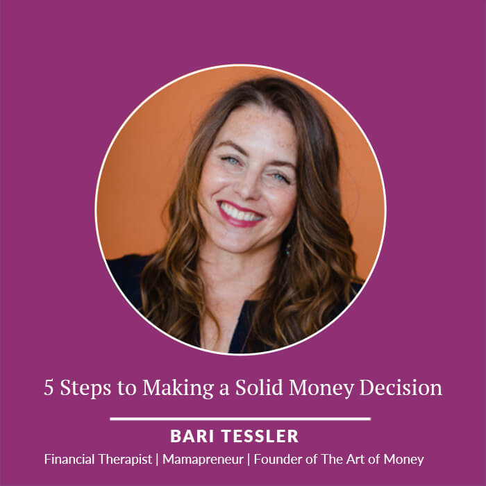 5 Steps to a Solid Money Decision